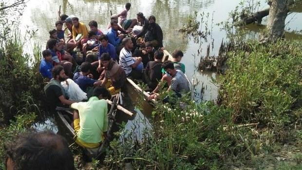 মিয়ানমার থেকে রোহিঙ্গা অনুপ্রবেশের চেষ্টা বেড়েছে, সীমান্তে টহল জোরদার